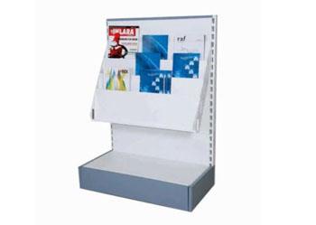 Стелажи за вестници, книги и CD-DVD