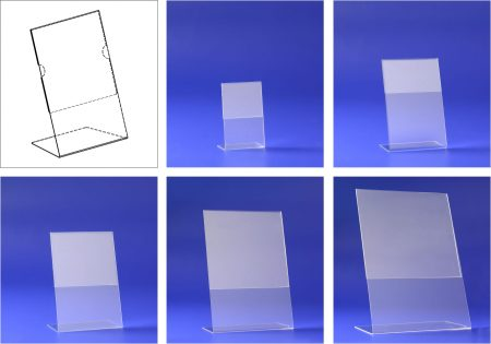 Поставки за листове и Цени Вертик. L- форма