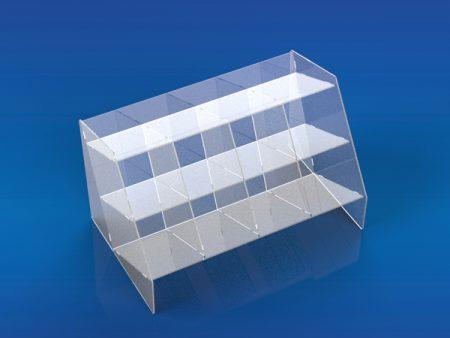 Плексигласова кутия за банкноти