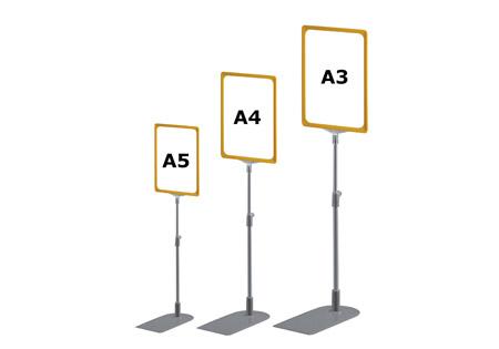 PVC рамки за Промоции и Телескопични стойки